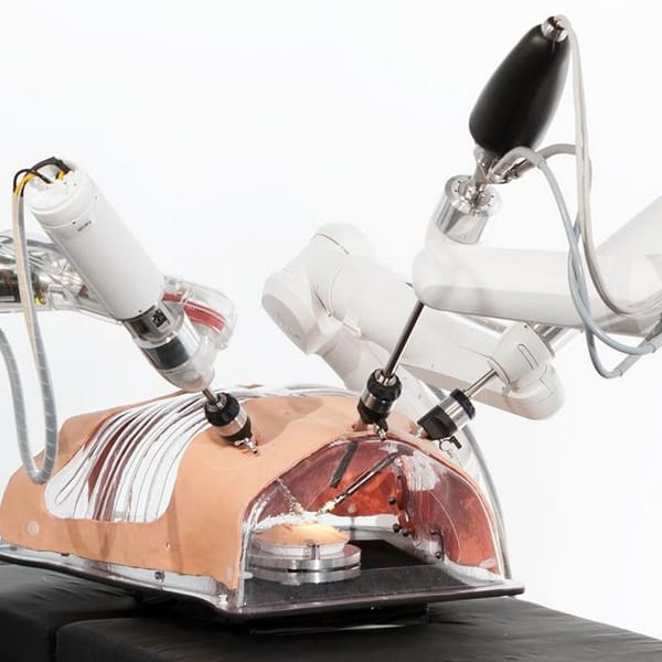 robotically instructed AI surgeries